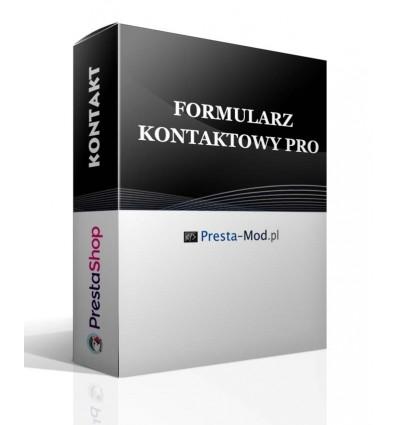Contact form PRO [PrestaShop 1.6] [PrestaShop 1.7]