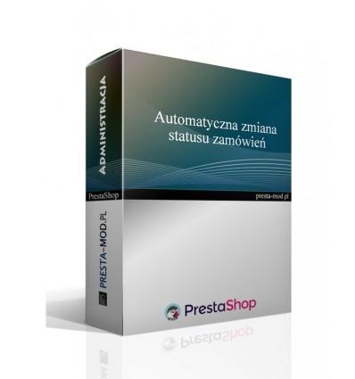 Automatyczna zmiana statusu dla zamówień [PrestaShop 1.6], [PrestaShop 1.7]
