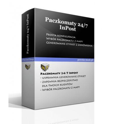 InPost Paczkomaty 24/7 PrestaShop