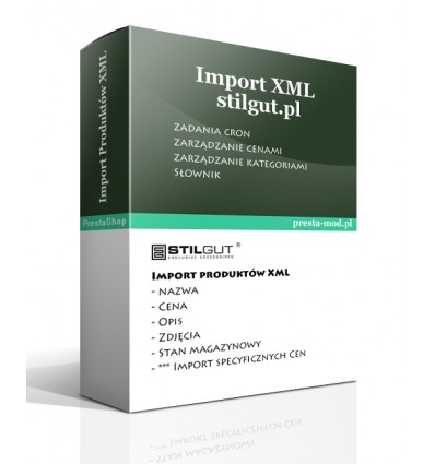 Import produktów stilgut.pl