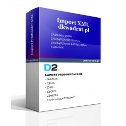 Import produktów - https://dkwadrat.pl - PrestaShop