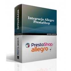 Integracja Sprzedawca Allegro PrestaShop
