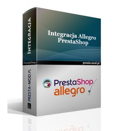 Integracja Allegro PrestaShop