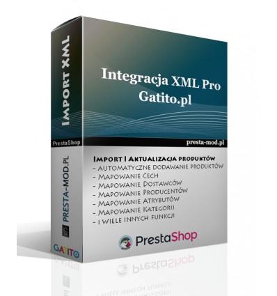 Import products - gatito.pl - PrestaShop