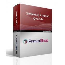 PrestaShop Scan and pay - Qr Code - Module