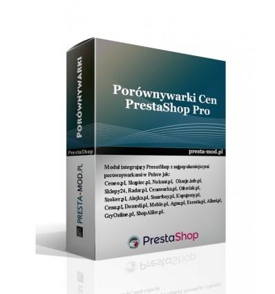 Porównywarki Pro - PrestaShop